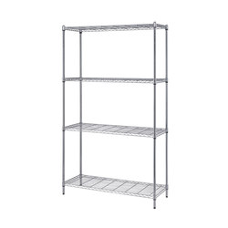 Aurora Wire Shelving Starter | Office shelving systems | Aurora Storage