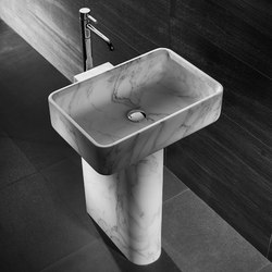 Touch with plinth | Wash basins | Claybrook Interiors Ltd.