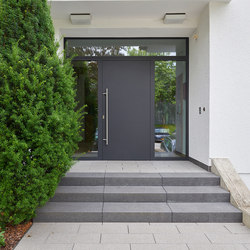 KELLER aluminium door | Entrance doors | Keller