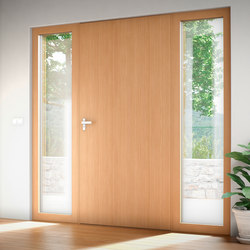 KELLER wood-aluminium door | Entrance doors | Keller