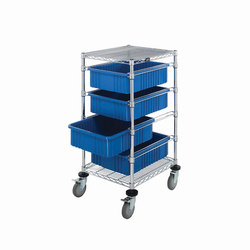 Aurora Wire Utility Carts | Trolleys | Aurora Storage