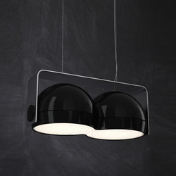 Eclipse microprismatic diffuser | Allgemeinbeleuchtung | Flash&DQ by Lug Light Factory