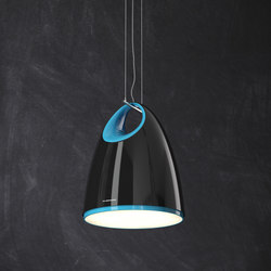 Hb 443 Black | Illuminazione generale | Flash&DQ by Lug Light Factory