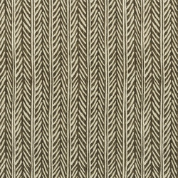 Signature Black Palms Fabrics | Pemba Charcoal | Curtain fabrics | Designers Guild