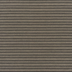 Signature Black Palms Fabrics | Riverbed Stripe Black | Tissus | Designers Guild