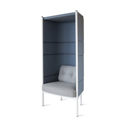 Building | Privacy furniture | Balzar Beskow
