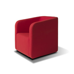 Chat armchair | Lounge chairs | Balzar Beskow
