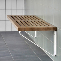 Circuit | Waiting area benches | Balzar Beskow