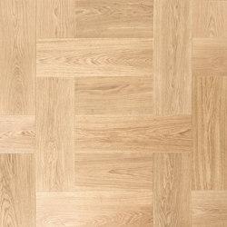 FLOORs Selection Puzzle Oak white | Wood flooring | Admonter Holzindustrie AG