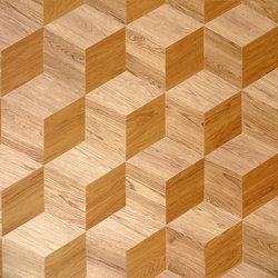 FLOORs Selection Rhombus Oak | Suelos de madera | Admonter Holzindustrie AG