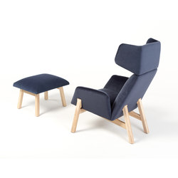Manta | Lounge chairs | NOTI