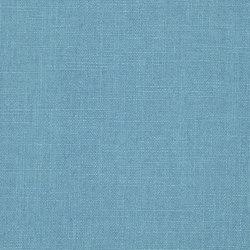 Signature Elizabeth Street Fabrics | Delacroix Linen Sky | Curtain fabrics | Designers Guild