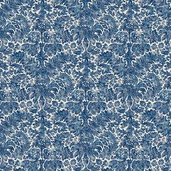 Signature Elizabeth Street Fabrics | Pigalle Batik Ink | Curtain fabrics | Designers Guild