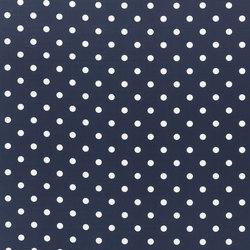 Signature Modern Glamour Fabrics | Georgette Dot - Navy | Vorhangstoffe | Designers Guild
