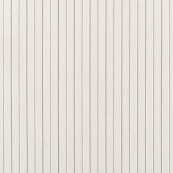 Signature Modern Glamour Fabrics | Egerton Pinstripe - French Chalk | Curtain fabrics | Designers Guild