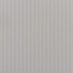 Signature Modern Glamour Fabrics   Larkhall Stripe - Navy   Tissus pour rideaux   Designers Guild