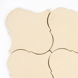 Arabesque - Cream | Ceramic tiles | Granada Tile