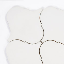Arabesque - White | Ceramic tiles | Granada Tile