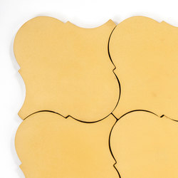 Arabesque - Yellow | Concrete tiles | Granada Tile