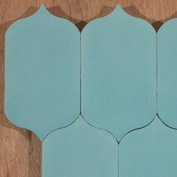 Lantern - Aqua | Ceramic tiles | Granada Tile