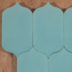 Lantern - Aqua | Piastrelle cemento | Granada Tile