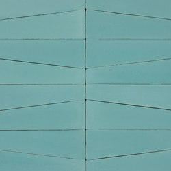 Quarter Hex - Aqua | Concrete tiles | Granada Tile