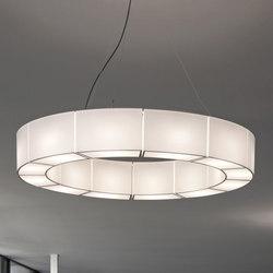 Sexta 12 | Pendant Lamp | Allgemeinbeleuchtung | Santa & Cole