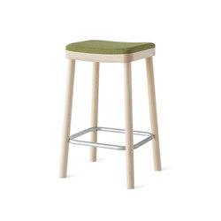 Hoop stool | Taburetes de bar | Balzar Beskow