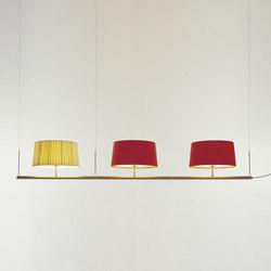 Sistema Gran Fonda | Pendant Lamp | Iluminación general | Santa & Cole