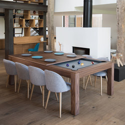Fusion Wood Line | Dining tables | Fusiontables