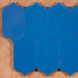 Lantern - Blue | Concrete tiles | Granada Tile