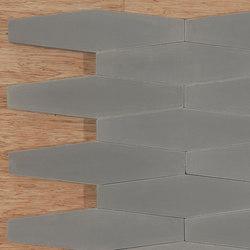 Long Hex - Silver | Baldosas de cerámica | Granada Tile