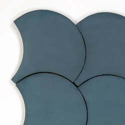 Shell - Midnight | Carrelage | Granada Tile