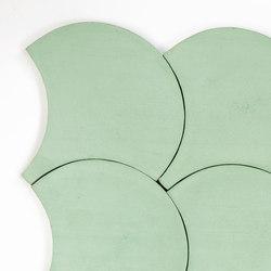 Shell - Sage | Ceramic tiles | Granada Tile
