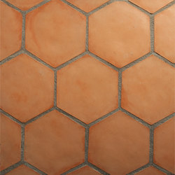 Shapes - Hexagons-large | Außenfliesen | Granada Tile