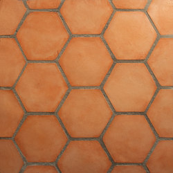 Shapes - Hexagons-small | Außenfliesen | Granada Tile