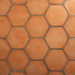 Shapes - Hexagons-small | Concrete tiles | Granada Tile