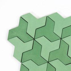 Discus - SagePine | Concrete tiles | Granada Tile