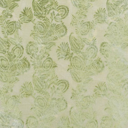Murrine Weaves Fabrics | Zanfirico - Pear | Tessuti tende | Designers Guild