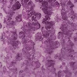 Murrine Weaves Fabrics | Zanfirico - Violet | Curtain fabrics | Designers Guild