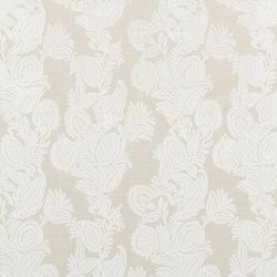 Murrine Weaves Fabrics | Zanfirico - Chalk | Curtain fabrics | Designers Guild