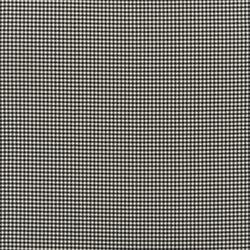 Signature West Village Fabrics | Jackson Wool Gingham - Black/cream | Vorhangstoffe | Designers Guild