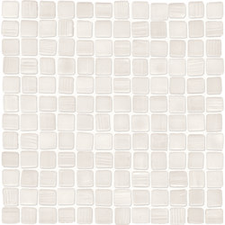 L'H Bianco Ciotoli | Ceramic mosaics | EMILGROUP