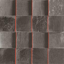 L'H Cenere Quadri | Mosaicos de cerámica | EMILGROUP