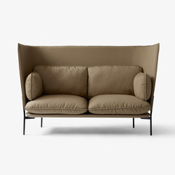 Cloud High Back LN6 | Loungesofas | &TRADITION