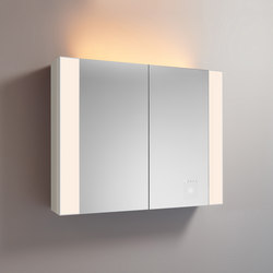 Armoire de Toilette RL40 | Armoires à miroirs | burgbad
