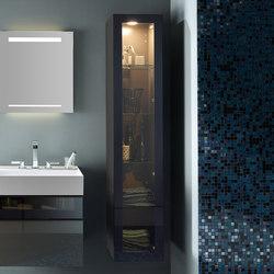 Yumo | Colonne | Armoires de salle de bains | burgbad