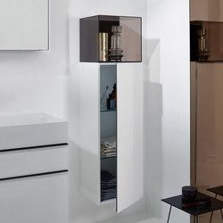 Yumo | Mid Height cabinet | Contenitori bagno | burgbad