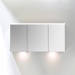 Yumo | Armoire de toilette | Armoires à miroirs | burgbad