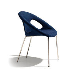 Drop Pop | Visitors chairs / Side chairs | Scab Design